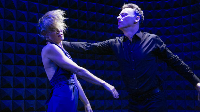 Nicole Wolcott and Larry Keigwin reunite for DanceNow at Joe's Pub