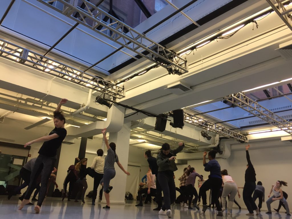 2017 Intensive at Gibney Dance Center