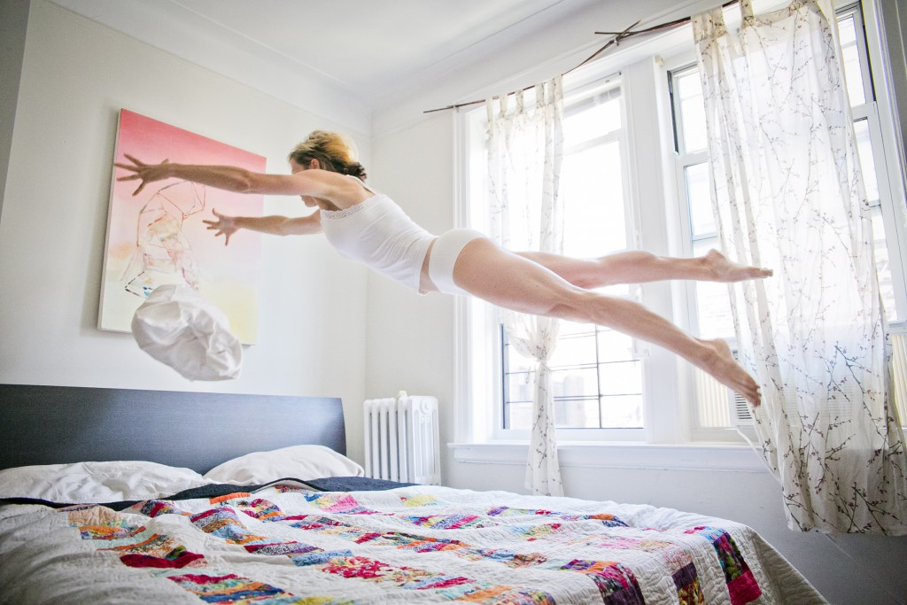 (Not) Sleeping with Dance in Mind